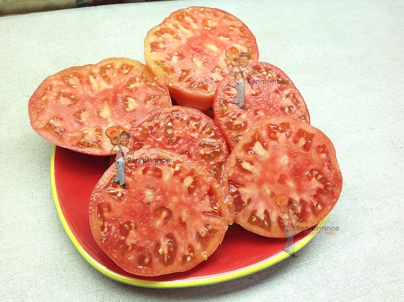 2020 Mallee Rose Tomato Dwarf Plant 15 Seeds