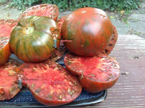 Girl Girl's Weird Thing Tomato