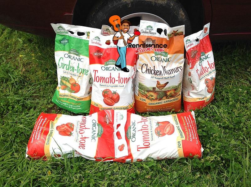 Tomato-Tone-Organic Fertilizer Espoma
