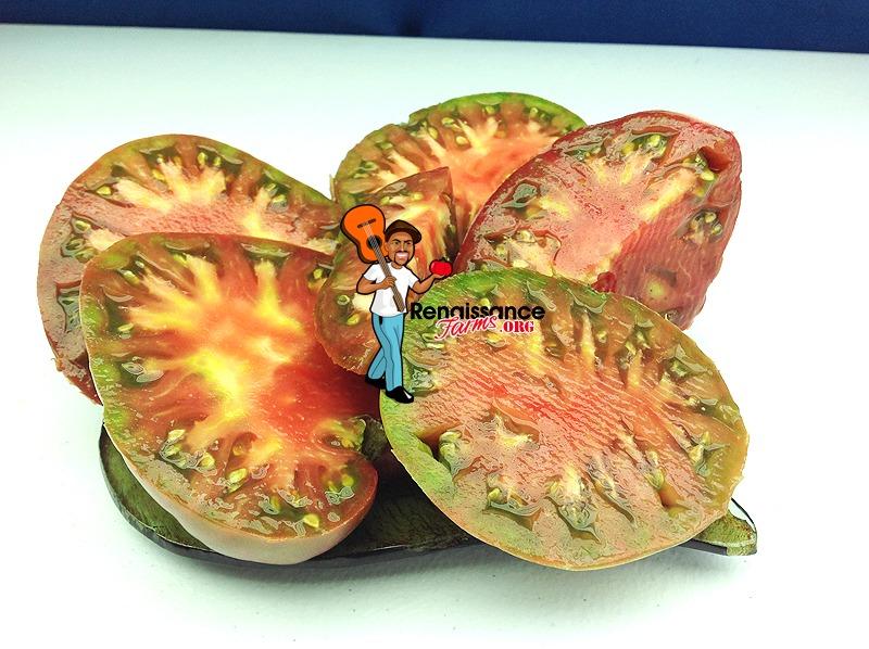 Black From Tula Heirloom Tomato Seeds