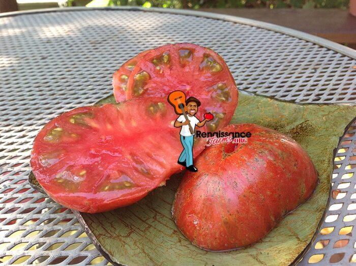 Blue Fire Tomato