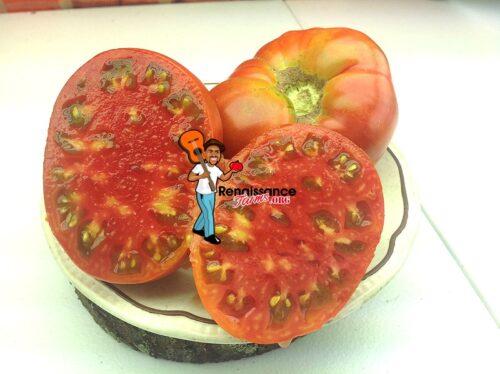 Khlebosolyne Tomato Image