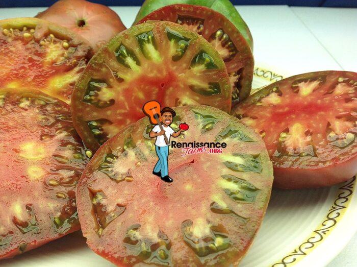 Owen's Purple Tomato Image