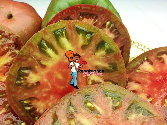 Owen's Purple Tomato Pictures