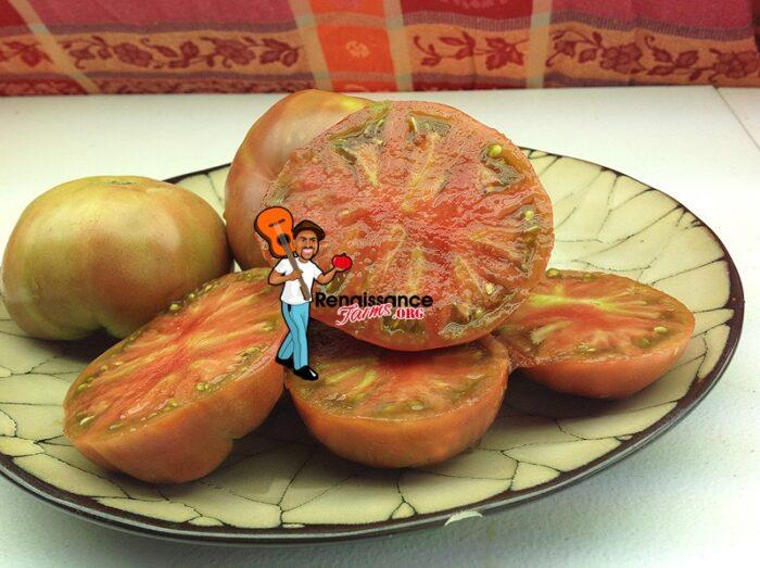 Dwarf Black Angus Tomato Seeds