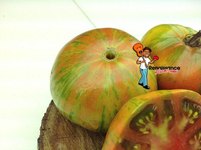 Gold Stripe Tomatoes