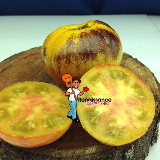 Yellow Dragon Tomato