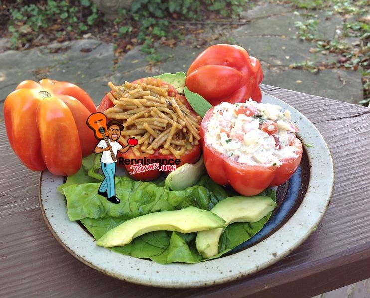 Gezahnte Buhrer Keel Tomato Image