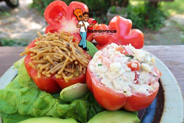 Gezahnte Buhrer Keel Tomatoes