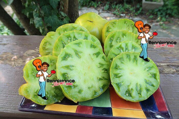 Green Gables Tomato Slices