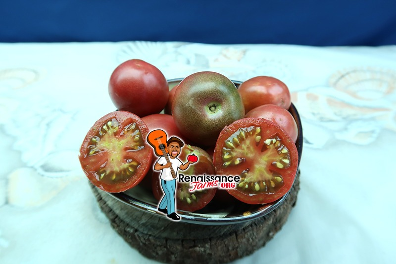 Christmas Purple Grapes Tomato