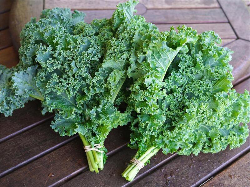Vates Kale Curled