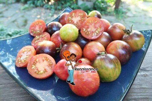 Black Strawberry Tomato